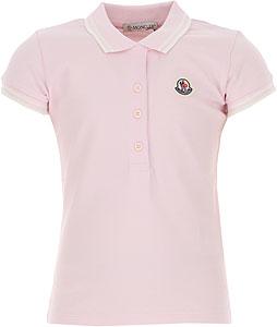 Moncler Girls Polo Shirts