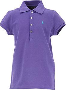 Ralph Lauren Girls Polo Shirts