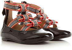 Burberry Girls Shoes