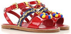 Dolce & Gabbana Girls Shoes