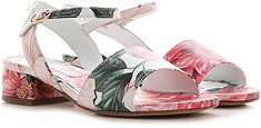 Dolce & Gabbana Girls Shoes - Spring - Summer 2021