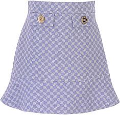 Alberta Ferretti Girls Skirts - Spring - Summer 2021