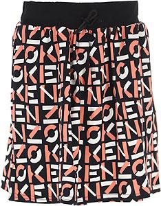 Kenzo Girls Skirts - Fall - Winter 2021/22