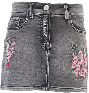 Monnalisa Girls Skirts - Fall - Winter 2021/22
