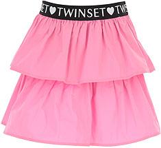 Twin Set by Simona Barbieri Girls Skirts - Spring - Summer 2021