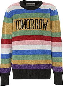 Alberta Ferretti Girls Sweaters