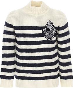 Balmain Girls Sweaters - Fall - Winter 2021/22
