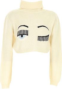 Chiara Ferragni Girls Sweaters