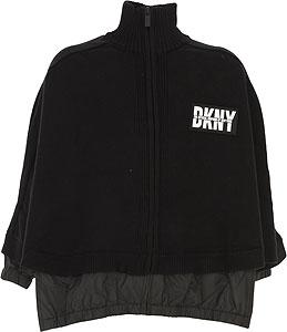 DKNY Girls Sweaters