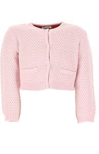 Dolce & Gabbana Girls Sweaters