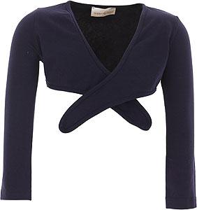 Ermanno Scervino Girls Sweaters