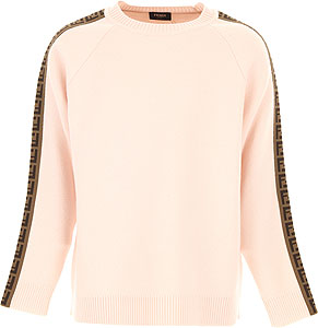 Fendi Girls Sweaters - Fall - Winter 2021/22