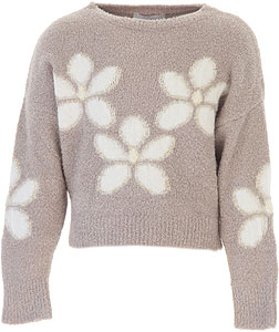 Monnalisa Girls Sweaters - Fall - Winter 2021/22