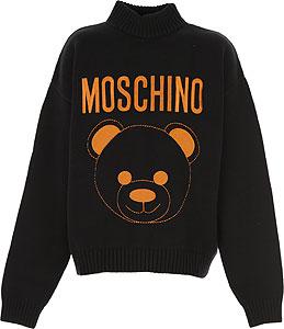 Moschino Girls Sweaters