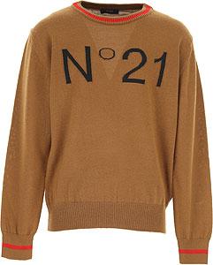 NO 21 Girls Sweaters - Fall - Winter 2020/21