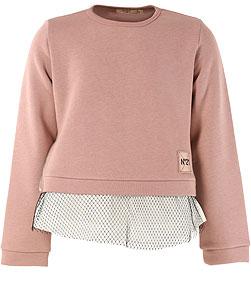 NO 21 Girls Sweaters