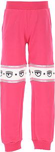 Chiara Ferragni Girls Sweatpants - Fall - Winter 2021/22