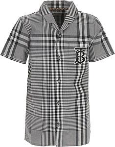 Burberry Shirt for Men - Spring - Summer 2021