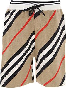 Burberry Shorts for Men - Fall - Winter 2021/22