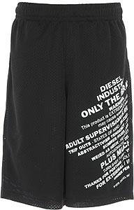 Diesel Shorts for Men - Spring - Summer 2021