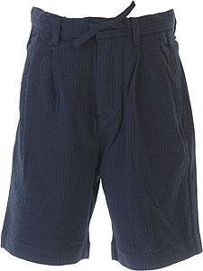Emporio Armani Shorts for Men - Spring - Summer 2021