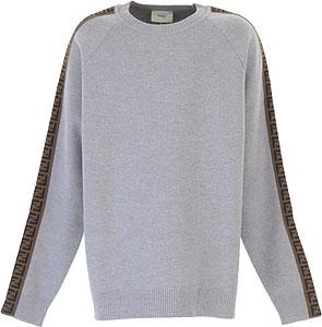 Fendi Sweater for Men - Spring - Summer 2021