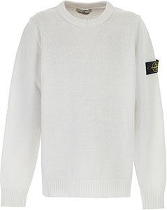 Stone Island Sweater for Men - Spring - Summer 2021