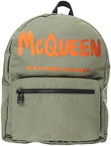 Alexander McQueen Backpack for Men - Fall - Winter 2021/22