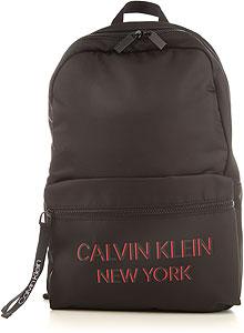 Calvin Klein Backpack for Men - Spring - Summer 2021