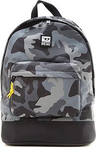 Diesel Backpack for Men - Spring - Summer 2021