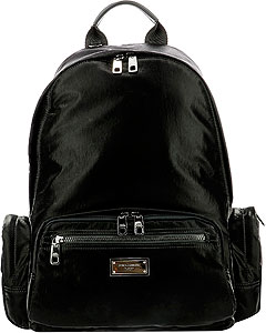 Dolce & Gabbana Backpack for Men - Fall - Winter 2021/22