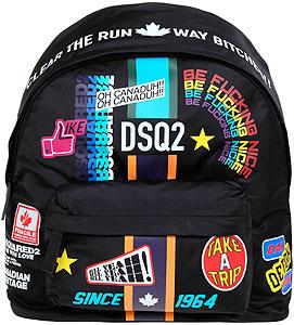 Dsquared2 Backpack for Men - Spring - Summer 2021