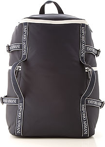 Emporio Armani Backpack for Men - Fall - Winter 2020/21