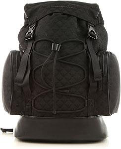 Emporio Armani Backpack for Men - Fall - Winter 2021/22