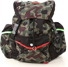 GCDS Backpack for Men - Fall - Winter 2021/22