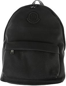 Moncler Backpack for Men - Spring - Summer 2021