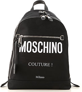 Moschino Backpack for Men