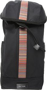 Paul Smith Backpack for Men - Spring - Summer 2021