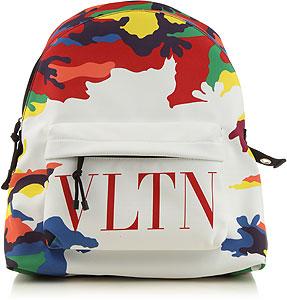 Valentino Backpack for Men - Fall - Winter 2021/22