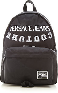Versace Jeans Couture  Backpack for Men - Fall - Winter 2021/22