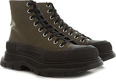 Alexander McQueen Men's Boots - Fall - Winter 2021/22