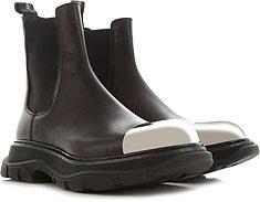 Alexander McQueen Men's Boots - Spring - Summer 2021