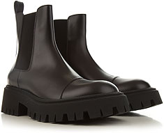 Balenciaga Men's Boots - Fall - Winter 2021/22