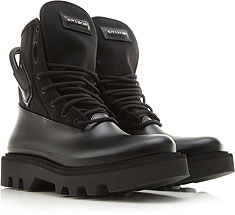 Givenchy Men's Boots - Spring - Summer 2021