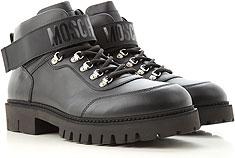 Moschino Men's Boots - Fall - Winter 2020/21