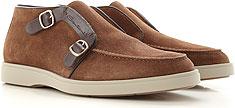 Santoni Men's Boots
