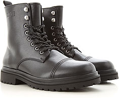 Versace Jeans Couture  Men's Boots - Fall - Winter 2020/21