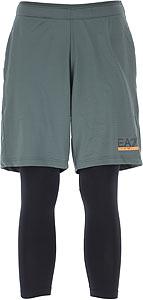 Emporio Armani Men's Sportswear - Fall - Winter 2021/22