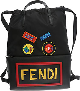 552cf14fa4ef Fendi Backpacks for Men