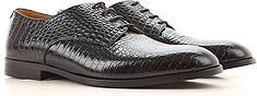 Emporio Armani Lace Up Shoes